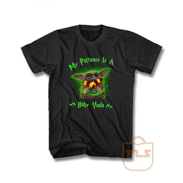 My Patronus Baby Yoda T Shirt