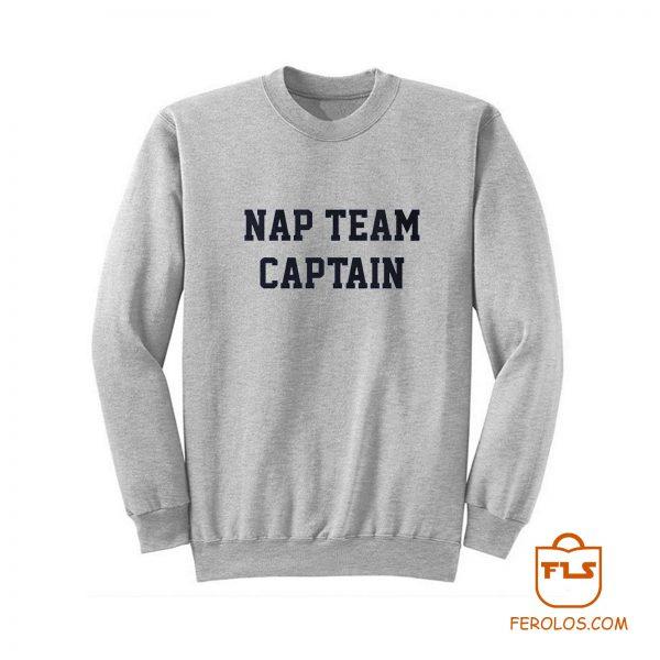 Nap Team Captain Sweatshirt