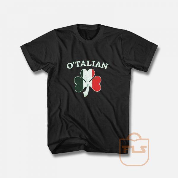 OTalian Italian Irish Shamrock