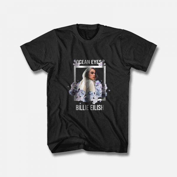Ocean Eyes Billie Eilish T Shirt