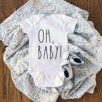Oh Baby Baby Onesie