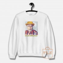 Old Man Steve Sweatshirt