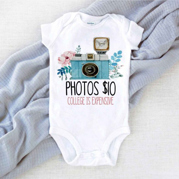 Photos Ten Dollars Funny Baby Onesie