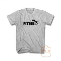 Pitbull Puma Parody T Shirt