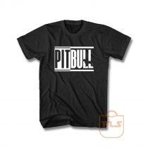 Pitbull Terrier Dog T Shirt