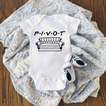 Pivot Baby Onesie