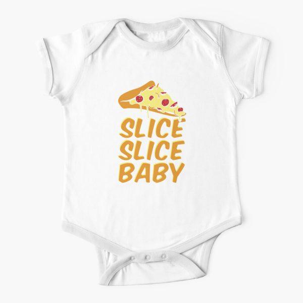 Pizza Slice Slice Baby Baby Onesie