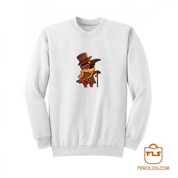Plague Doctor Cute Sweatshirt