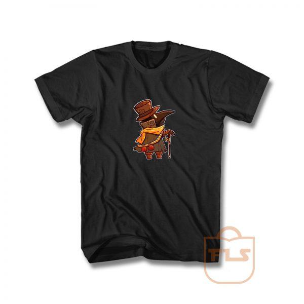 Plague Doctor Cute T Shirt