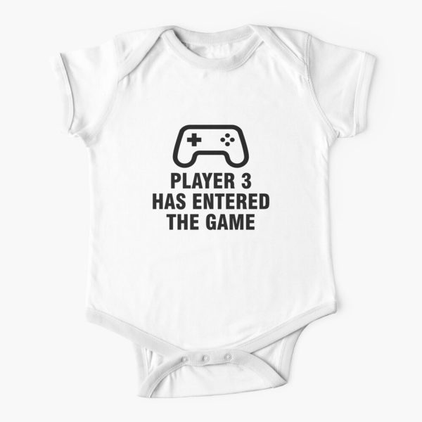 Player 3 has entered the game Baby Onesie