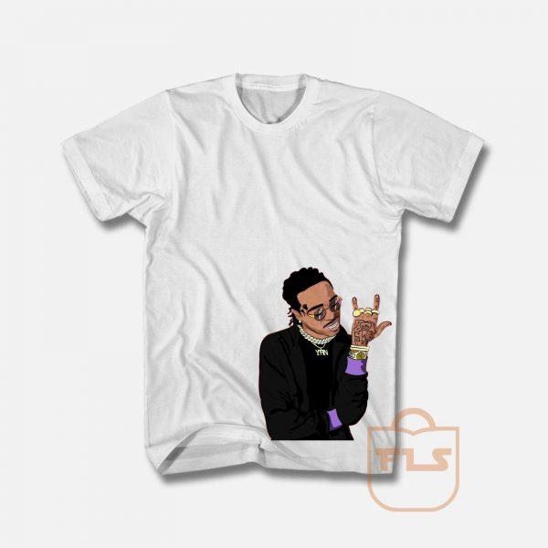 Quavo Rapper T Shirt