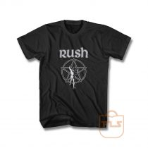 Rush Starman Logo T Shirt