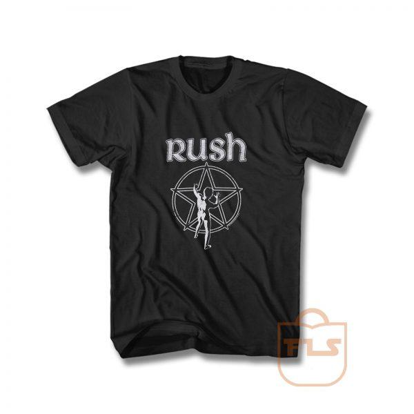 Rush Starman Logo T Shirt