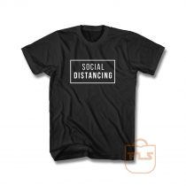 Social Distancing Box T Shirt