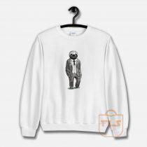 Stylish Sloth Sweatshirt