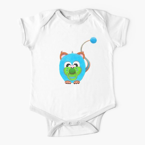 The Guardians Tututes Léo Baby Onesie