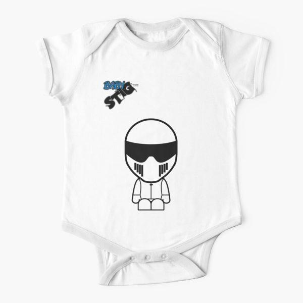 The Stig Baby Stig Baby Onesie