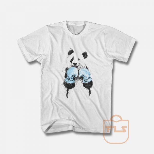 The Winner Panda T Shirt