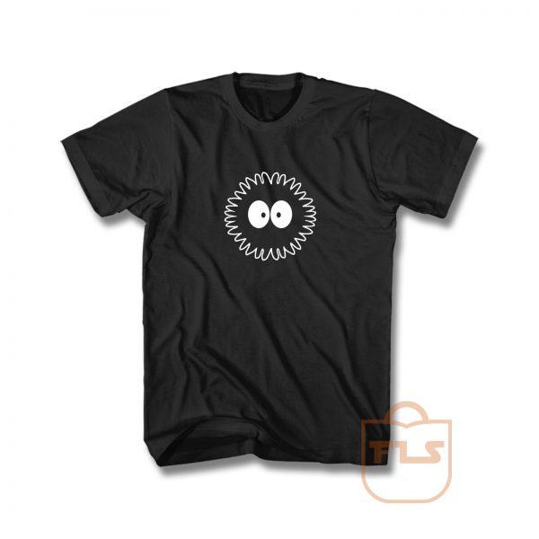 Totoro Soot Sprite Bunny T Shirt