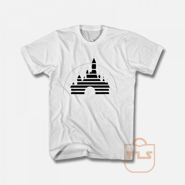 Walt disney Castle T shirt