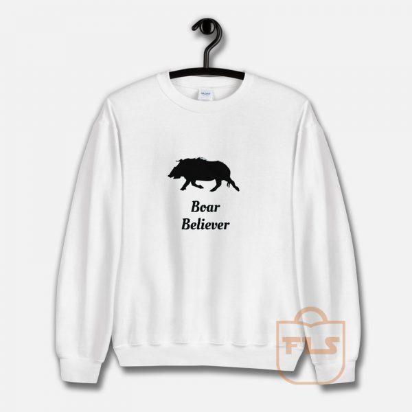 Wild Boar Sweatshirt