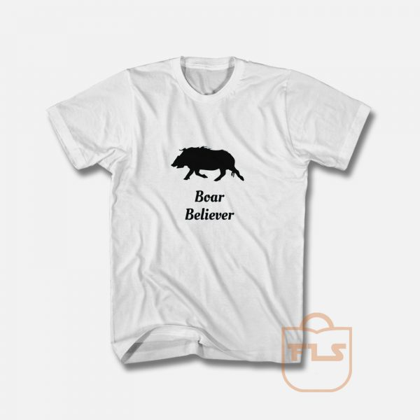 Wild Boar T Shirt