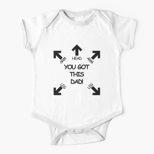 You got this Dad Baby Onesie