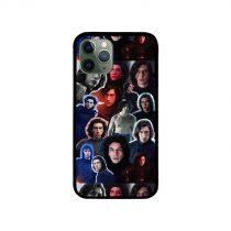 Adam Driver as Ben Kylo Collage iPhone Case