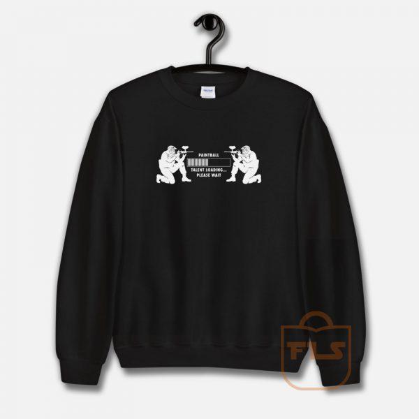 Airsoft Player Sweatshirt