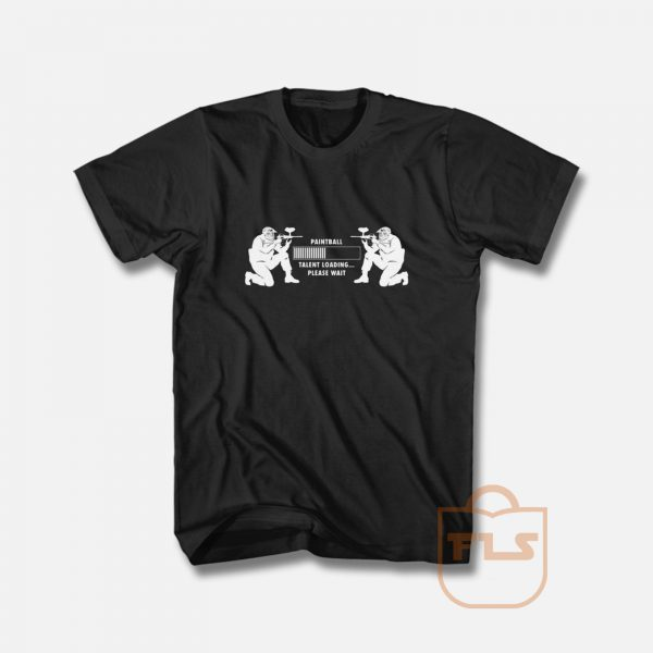 Airsoft Player T Shirt