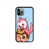 AlbertsStuff Flamingo iPhone Case