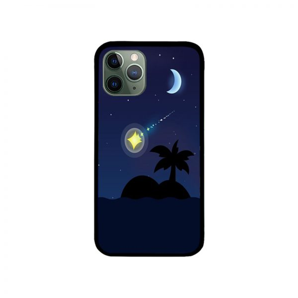 Animal Crossing New Horizons Night Sky iPhone Case