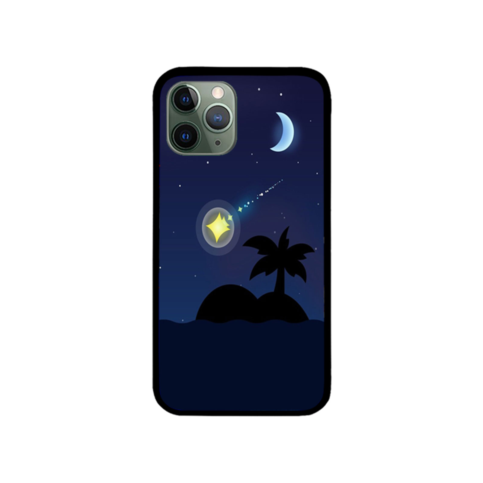 Animal Crossing New Horizons Night Sky Iphone Case 11 X Xs Xr 8 7