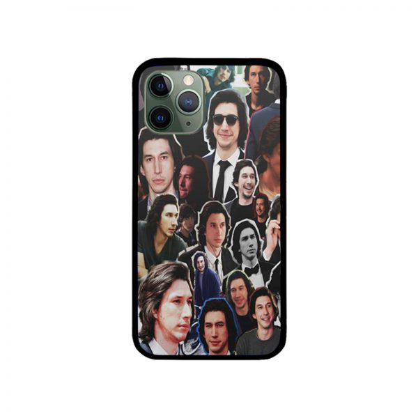 Assorted Adam Driver Collage iPhone Case
