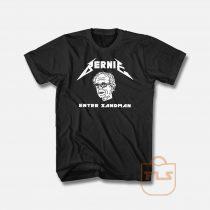 Bernie Sanders Enter Sandman Metallica Parody T Shirt