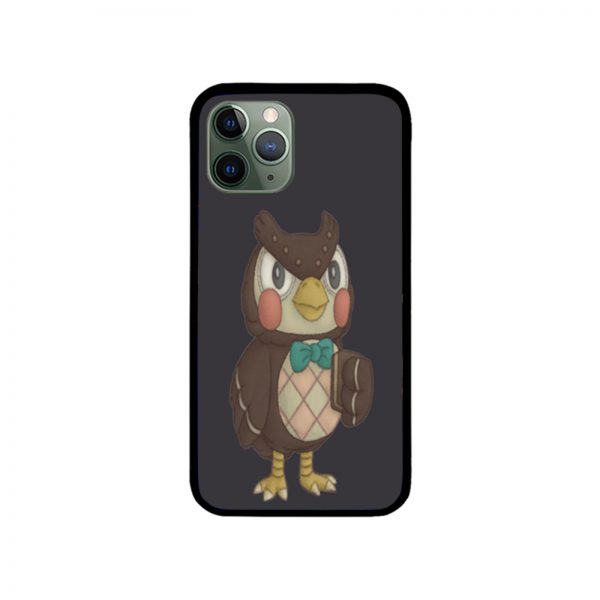 Blathers Animal Crossing iPhone Case