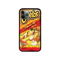 Cheetos Flamin Hot Crunchy iPhone Case