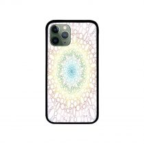 Circle Ombre iPhone Case