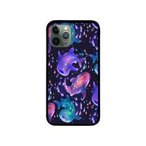 Cosmic Whale Shark iPhone Case