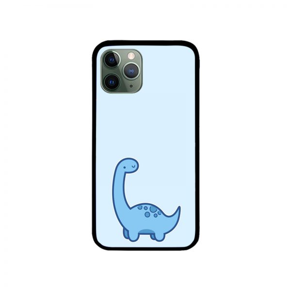 Cute Dino iPhone Case