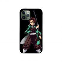 Demon Slayer - Tanjiro Stanced iPhone Case