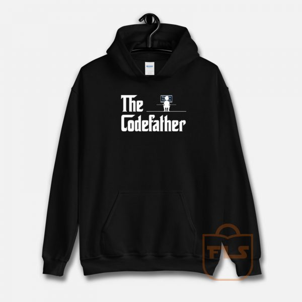 Developer Code Father Hoodie