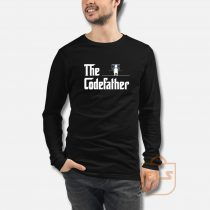 Developer Code Father Long Sleeve