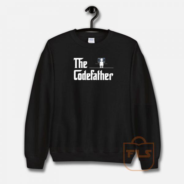 Developer Code Father Sweatshirt