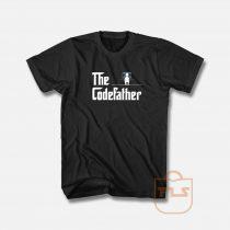 Developer Code Father T Shirt