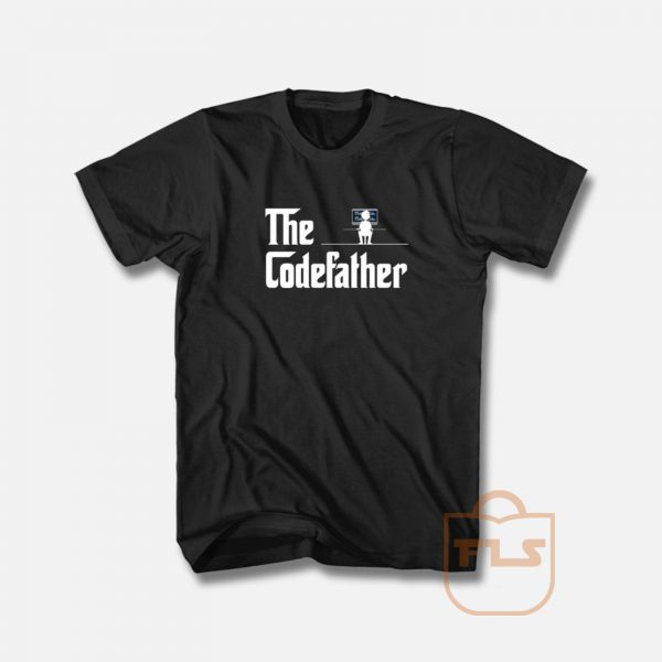 Developer Code Father T Shirt