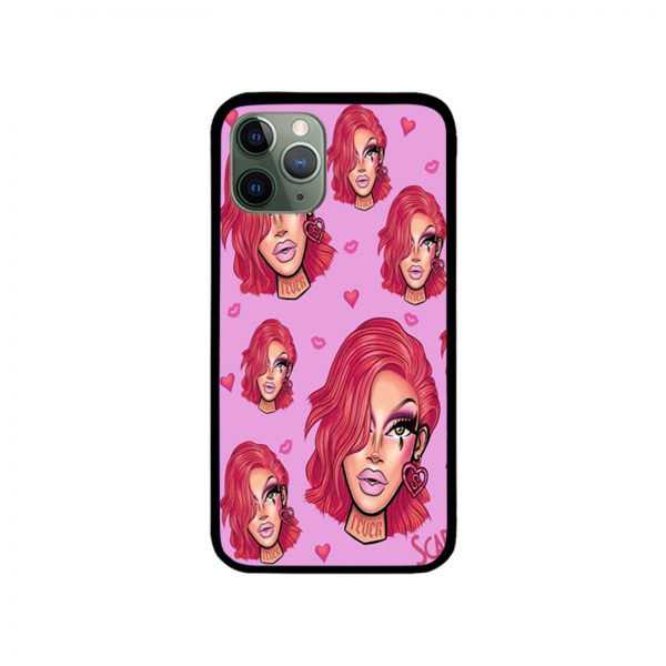 FEVER FISH BY RIPPERHOLE iPhone Case