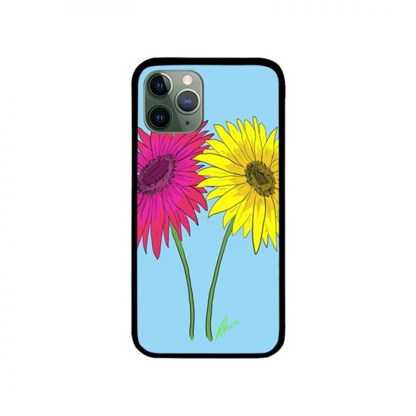 Gerbera Daisies Sun Flowers iPhone Case
