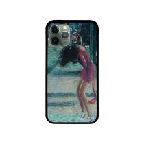 Green light Van Gogh iPhone Case