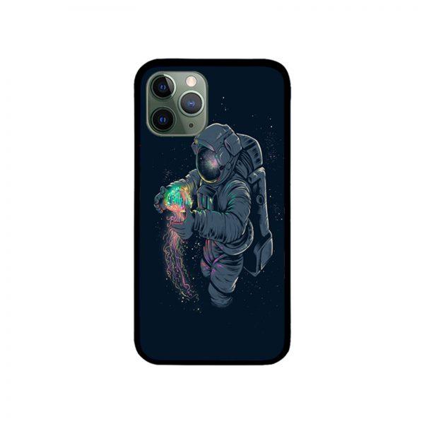Jellyspace Astronaut iPhone Case